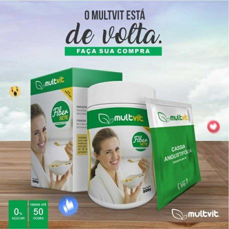 Multvit Original Regulador Intestinal Fiber7